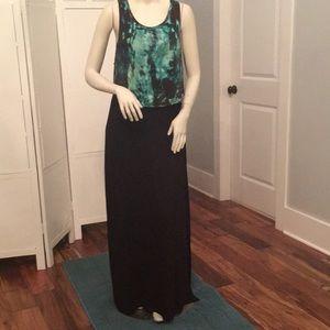 Beautiful Karen Kane maxi dress